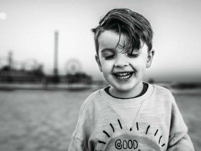 Boy Smiling 1